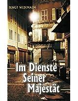 Im Dienste Seiner Majestät (German Edition)
