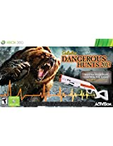 Cabela's Dangerous Hunts 2013 with Gun (Xbox 360)