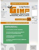 GIMP Tutorial pratici per Windows, Mac e Linux. Livello 10 (Esperto in un click) (Italian Edition)