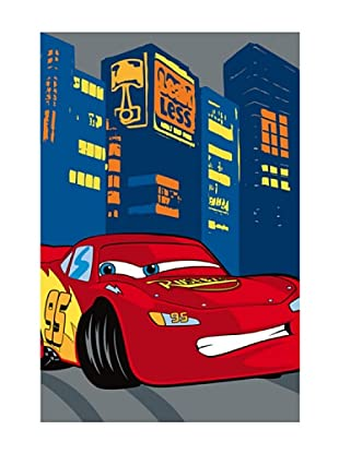 ABC Tappeti Alfombra Disney Comfort Line (Cars Ciudad)