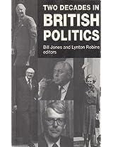 Two Decades in British Politics