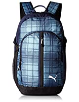 Puma 7375803 Polyester Backpack (Blue)