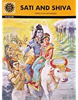 Sati and Shiva (Amar Chitra Katha)