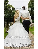 3 Liebesromane: Heftchenroman aus dem vorigen Jahrhundert (German Edition)