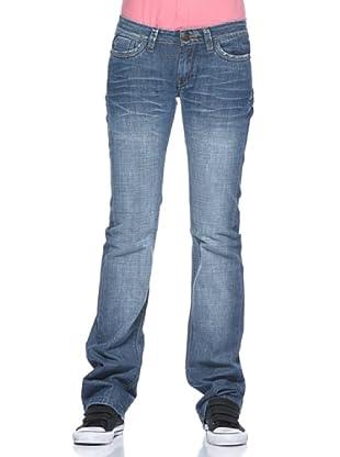 Pantalón Vaquero Angelina (Azul Denim)