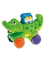 Fisher-Price Amazing Animals Press & Go Crocodile