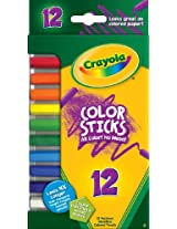 Crayola 12ct Color Sticks