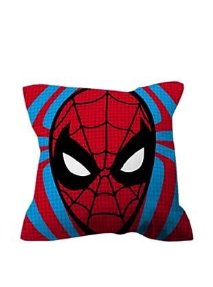 Euromoda Cojín Con Relleno Spiderman 5 (Rojo)