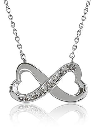 Divas Diamond Collar Diamante Infinity