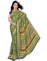 Kothari Saree (KT0127 _Green)