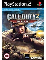 Call of Duty 2: The Big Red One (PS2)