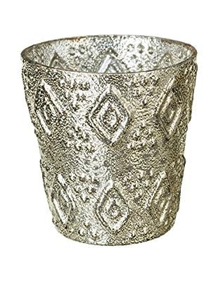 Concept Luxury Kerzenhalter silber