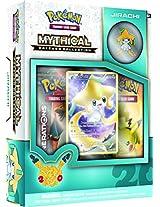 Pokemon Jirachi Mythical Collection Box