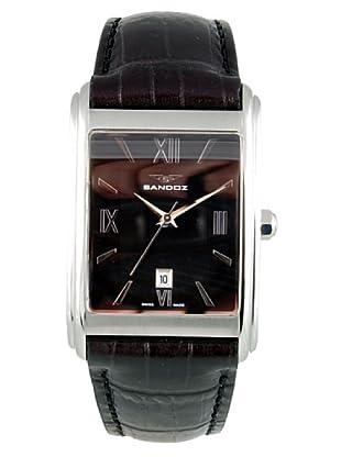 Sandoz 81275-05 - Reloj de Caballero de piel