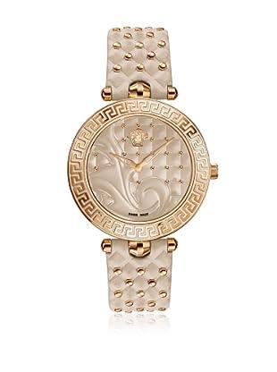 Versace Uhr mit schweizer Quarzuhrwerk Vanitas VK7020013 nude 40.00 mm