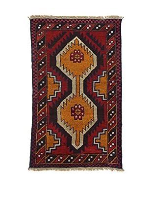 Eden Teppich Beluc mehrfarbig 83 x 135 cm