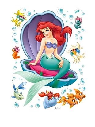 Pegatinas Decoración Ariel Princesas 45 x 65