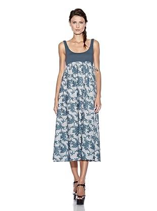 Beaumont Organic Vestido Tanagra (Azul Denim)
