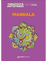 Mandala (Giunti Colouring Books)