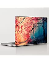 Theskinmantra Seasons Laptop Skin Decal