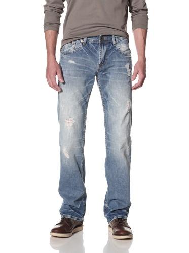 Cult of Individuality Men's Harley Regular Jeans (Genuine)
