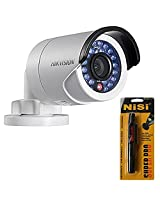 Hikvision 3MP Network IR Bullet Camera (4MM Lens) + Nisi Pro LensPen Lens Cleaner