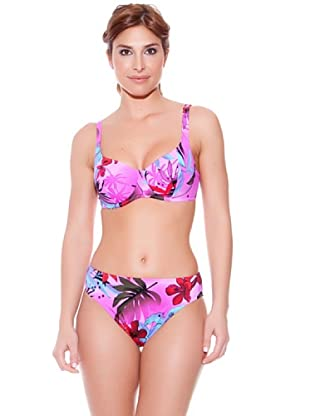 Teleno Bikini Con Aro (Rosa)