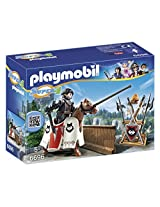 Playmobil Super 4 Jousting Rypan, Guardian of the Black Baron
