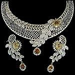 Gold Plated Fashion Jewellery Set