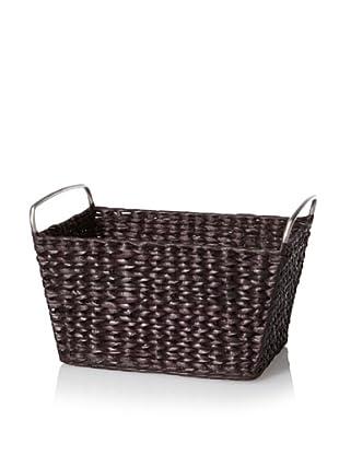 Creative Bath Metro Towel Utility Basket (Espresso)