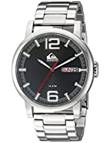 Quiksilver Analog Black Dial Men's Watch - QS-1011-GYSV