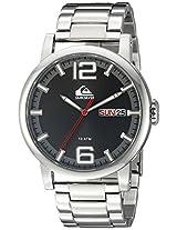 Quiksilver Analog Black Dial Men's Watch - QS-1011-GYSV