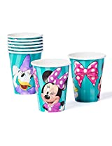 Minnie Mouse & Daisy Duck Disposable Paper Cups