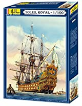 Heller Soleil Royal Boat Model Building Kit