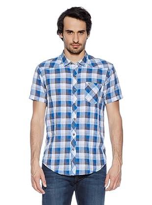 Mavi Camisa Marshall (Azul / Gris)