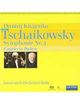 Tchaikovsky: Symphony No 4 [Dmitrij Kitajenko] [Oehms Classics: OC671]