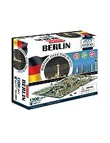 4D Berlin Cityscape Time Puzzle (4D Cityscape) by 4D Cityscape Inc.