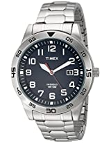 Timex Mens TW2P615009J Main Street Sport Analog Display Analog Quartz Silver Watch