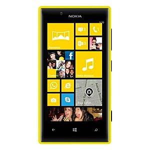Nokia Lumia 720 (Yellow)