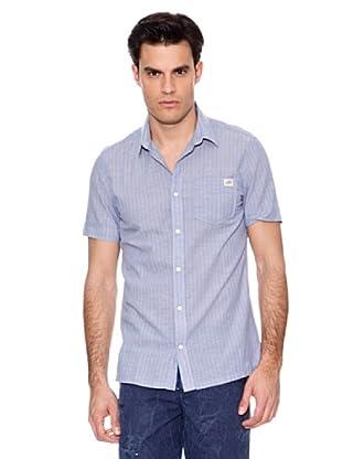 Pepe Jeans London Camisa Wingnut (Azul)