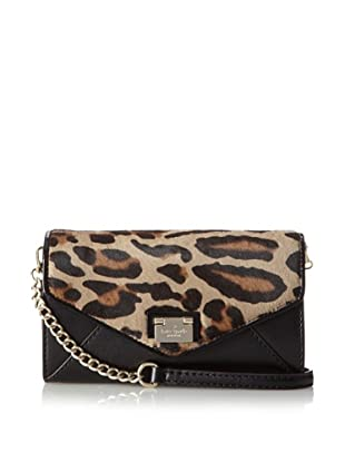 Kate Spade Women's Natalie Post Street Pouch, Black