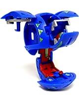 Bakugan Bakuglow Single LOOSE Figure Blue Aquos LEEFRAM [Toy]