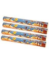 WeGlow International Sea Life Foam Baton, Set of 4