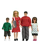 Lundby Smaland Doll Family, Family of Four