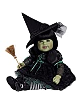 "Adora Toddler Wizard of Oz Wicked Witch 20"" Girl Weighted Doll Gift Set For Children 6+ Huggable Vinyl Cuddly Snuggle Soft Body Toy"