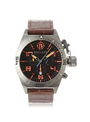 Ballast Men's BL-3121-04 Amphion Brown/Black Stainless Steel Watch