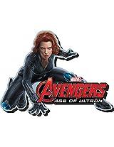 Aquarius Avengers 2 Black Widow Funky Chunky Magnet