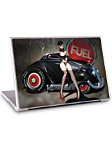 GelaSkins Protective Skin for 15.4-Inch PC and Mac Laptops - Fuel