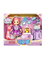 Little Mimi Rapunzel Doll Playset