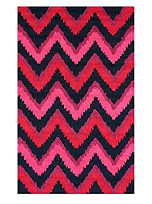 nuLOOM Candy Hand-Tufted Rug, Fuchsia Pink, 7' 6